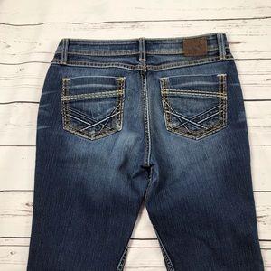 women's BKE denim bootcut jeans size 29R